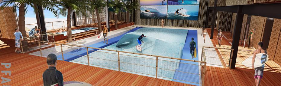 projekt surfing in mall canada