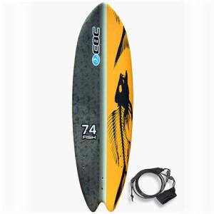 "Pěnový Surfboard Fish 6'2"" Cena 5 500,-"